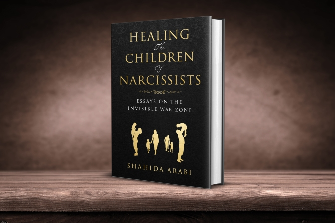 Healing the Children of Narcissistic Parents: New Book Release