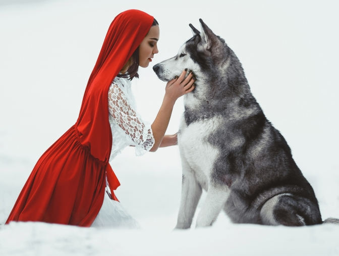 When Little Red Riding Hood Meets The Wolf: Covert Narcissists & Empaths